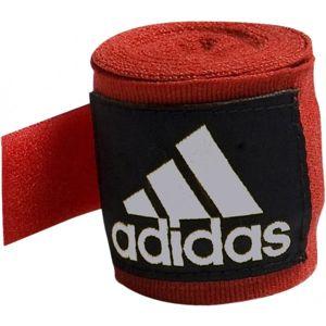 adidas BOXING CREPE BANDAGE 5X2,5 RD červená NS - Boxerské bandáže