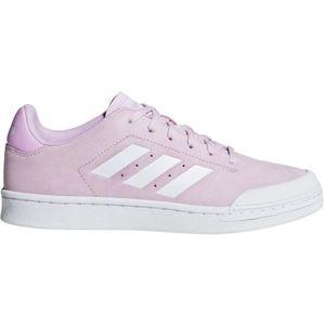 adidas COURT 70S světle růžová 8 - Dámská volnočasová obuv