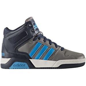 adidas BB9TIS K modrá 31 - Dětská obuv