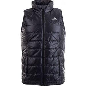 adidas BC PADDED VEST černá S - Pánská vesta