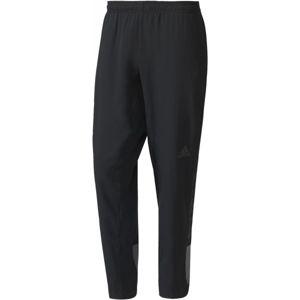 adidas WORKOUT PANT CLIMACOOL WV černá S - Pánské kalhoty