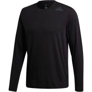 adidas FREELIFT PRIME LONG SLEEVE černá S - Tréninkové tričko