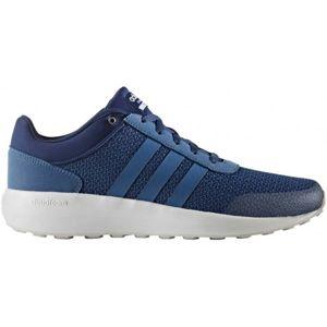 adidas CLOUDFOAM RACE tmavě modrá 8.5 - Pánská volnočasová obuv