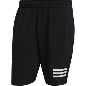 adidas CLUB 3-STRIPE TENNIS SHORTS  2XL - Pánské tenisové šortky