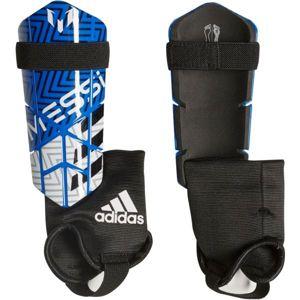 adidas MESSI 10 YOUTH  S - Juniorské fotbalové chrániče