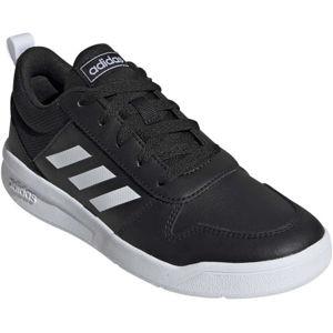 adidas TENSAUR K bílá 6.5 - Dětská volnočasová obuv