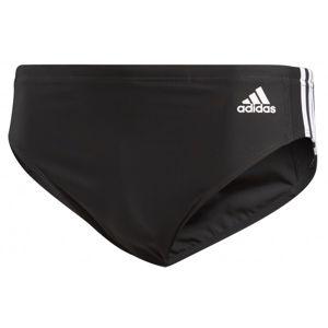 adidas FITNESS TRUNK 3 STRIPES černá 8 - Pánské plavky
