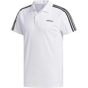 adidas MENS D2M POLO  2XL - Pánské polo tričko