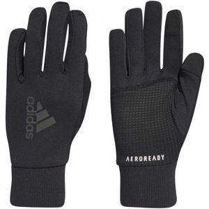 adidas RUN GLOVES A.R.  M - Rukavice na běhání