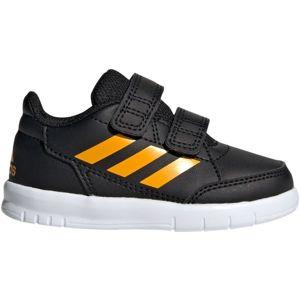 adidas ALTASPORT CF I černá 25 - Dětská volnočasová obuv