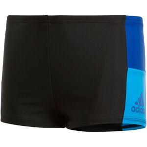 adidas INF CB BX B černá 152 - Chlapecké sportovní plavky