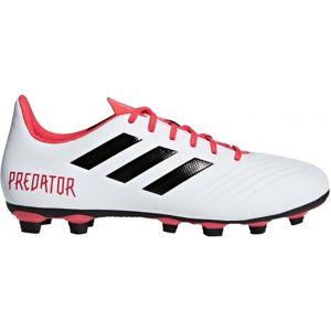 adidas PREDATOR 18.4 FxG černá 10.5 - Pánská fotbalová obuv