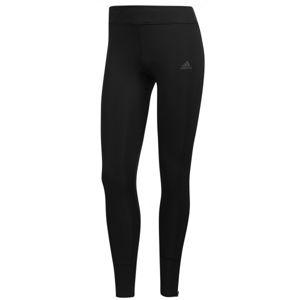 adidas RS L TIGHT W černá L - Dámské běžecké kalhoty
