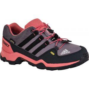 adidas TERREX GTX K růžová 34 - Dětská obuv