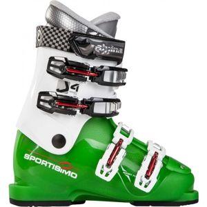 Alpina J4  25 - Dětské lyžařské boty