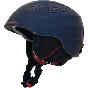 Alpina Sports GRAP 2.0 LE modrá (61 - 64) - Unisexová lyžařská helma