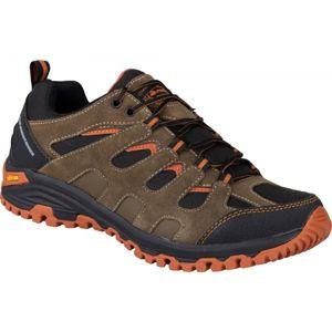 ALPINE PRO BABER hnědá 45 - Pánská outdoorová obuv