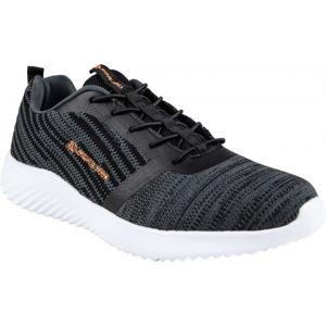 ALPINE PRO CHORT černá 41 - Pánská sportovní obuv