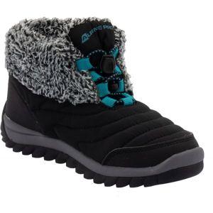 ALPINE PRO SOUNDO černá 29 - Dětské zimní boty