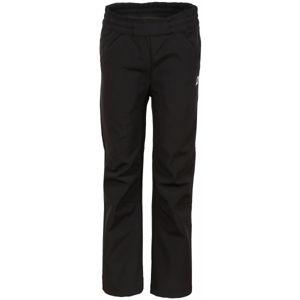 ALPINE PRO VEMO 2 černá 152-158 - Dětské kalhoty