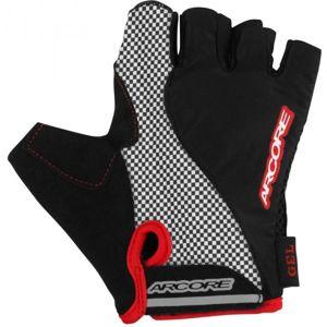 Arcore CYKLISTICKÉ RUKAVICE černá L - Cyklistické rukavice