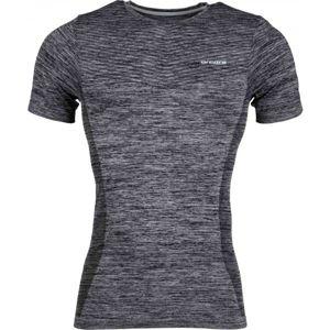 Arcore TIMON tmavě šedá XXL - Pánské funkční triko s krátkým rukávem