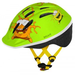 Arcore VENTO zelená (50 - 54) - Dětská helma