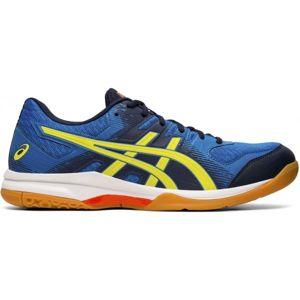 Asics GEL-ROCKET 9 modrá 9.5 - Pánská indoorová obuv