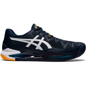 Asics GEL-RESOLUTION 8 CLAY  13 - Pánská tenisová obuv
