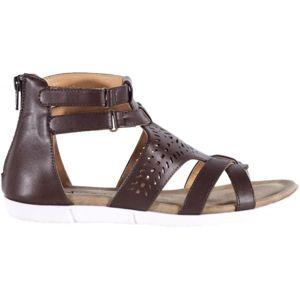 Avenue MOSS hnědá 38 - Dámské sandály