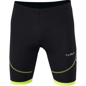 Axis RUN KALHOTY KRÁTKÉ černá 46 - Pánské běžecké kalhoty
