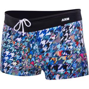 Axis NOHAVIČKOVÉ MIX PÁNSKÉ PLAVKY černá 56 - Pánské nohavičkové plavky