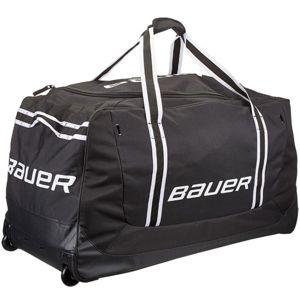 Bauer 13564-RED 650 WHEEL BAG M RED černá NS - Hokejové tašky