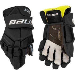 Bauer SUPREME S29 GLOVE SR černá 14 - Hokejové rukavice