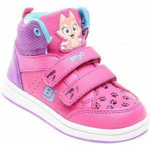Bejo CATIE KDG růžová 26 - Dětská vycházková  obuv