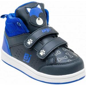 Bejo GODIE KDB tmavě modrá 23 - Dětská volnočasová obuv