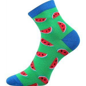 Boma PATTE 017 MELOUN zelená 39-42 - Dámské ponožky