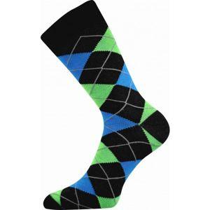 Boma PATTE 003 černá 39/42 - Unisex módní ponožky