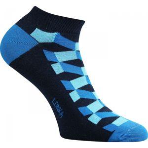 Boma PETTY 003 modrá 43/46 - Ponožky