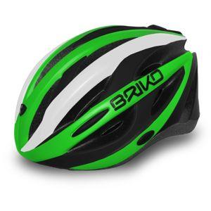 Briko SHIRE zelená (59 - 61) - Cyklistická helma