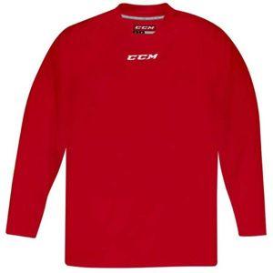 CCM 5000 PRACTICE SR červená S - Hokejový dres