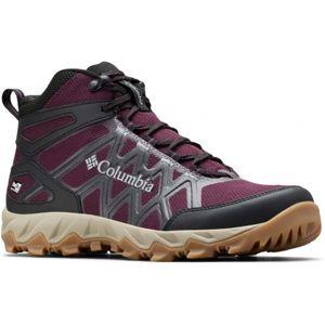 Columbia PEAKFREAK X2 MID fialová 6 - Dámské outdoorové boty