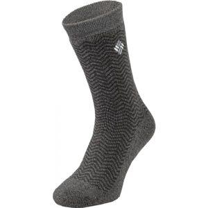 Columbia THERMAL CREW černá 43-46 - Pánské ponožky