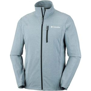 Columbia HEATHER CANYON HOODLESS JACKET modrá XXL - Pánská bunda