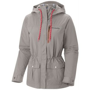 Columbia ALTER VALLEY JACKET hnědá XL - Dámská bunda