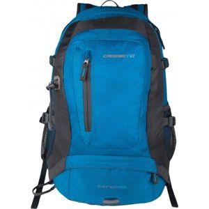 Crossroad CARGO 30 modrá NS - Turistický odvětraný batoh