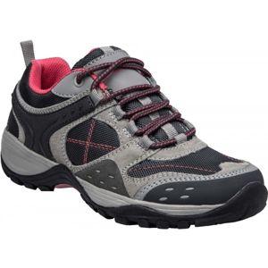 Crossroad DECRUX šedá 41 - Dámská treková obuv