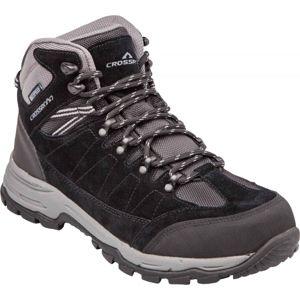 Crossroad DOZEN šedá 43 - Pánská treková obuv