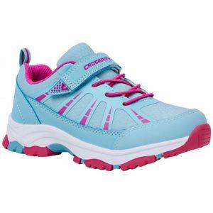 Crossroad DUBLIN modrá 27 - Dětská volnočasová obuv