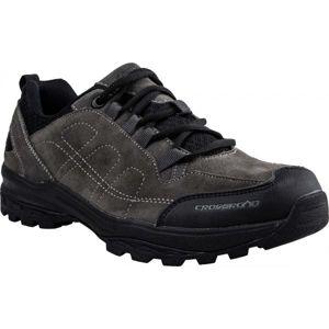 Crossroad DURAN šedá 45 - Pánská treková obuv